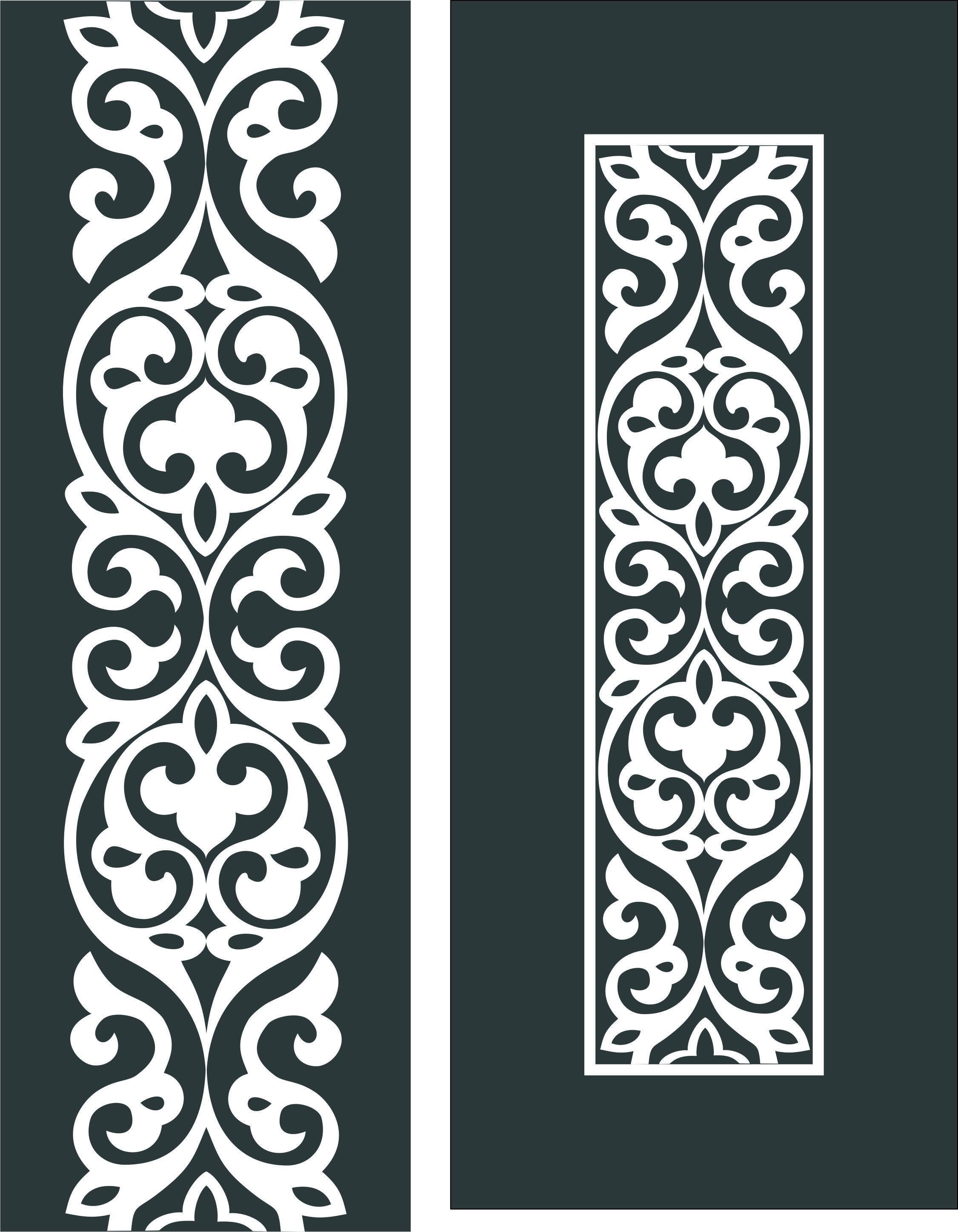 Pin By Peash Akon On Lace Stencil Designs Stencils Jaali