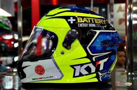 Aleix Eapargaro replica KYT KR1