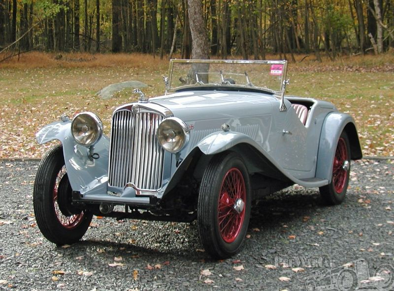 1938 AC 16/80 Competition Roadster (With images) Old