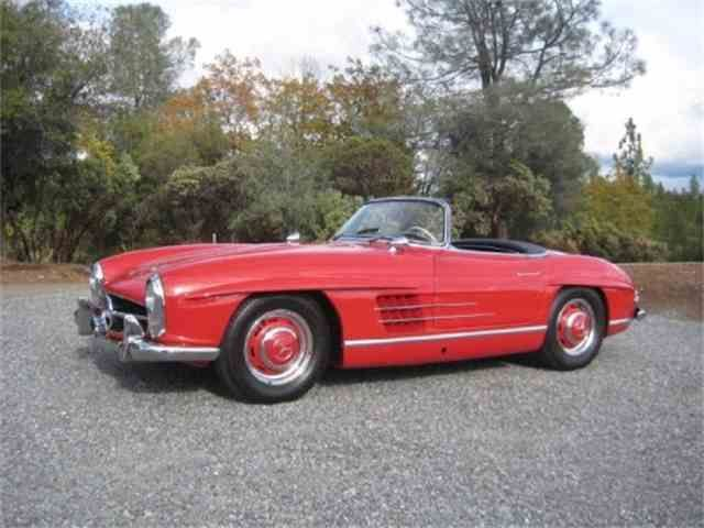 1957 MercedesBenz 300SL 881782 Mercedes benz for sale