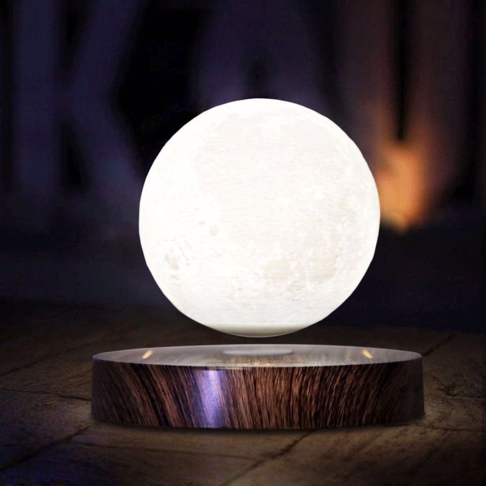 Floating Moon Lamp Little Barn Moon Light Lamp Moon Decor Night Lamps