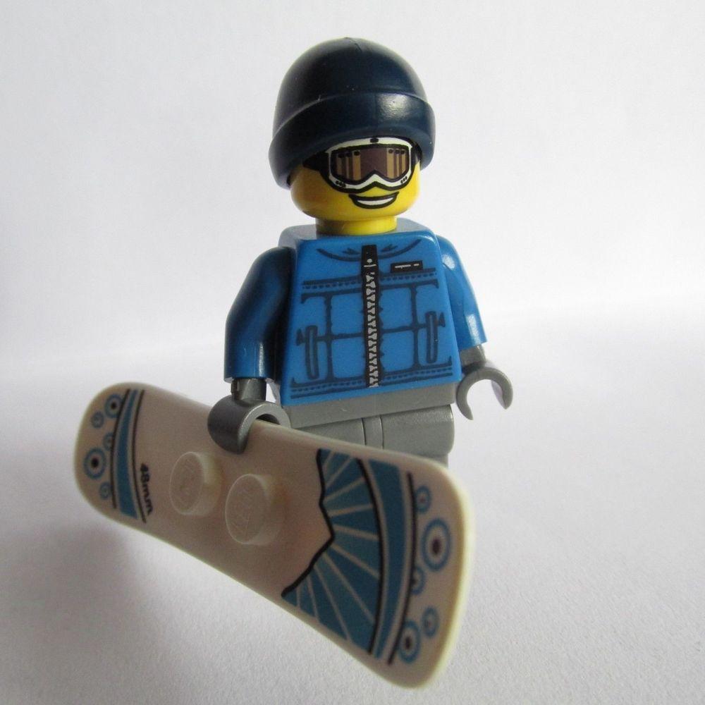Snowboarder NEW LEGO MINIFIGURES SERIES 5 8805
