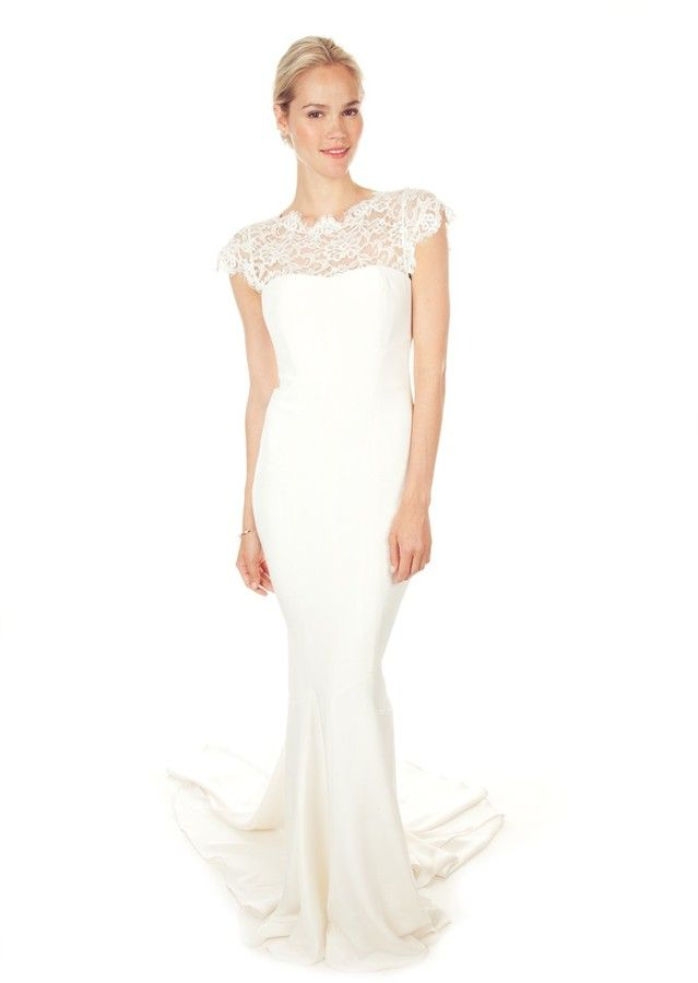 Lauren Bridal Gown at Nicole Miller #affiliatelink | Weddings ...