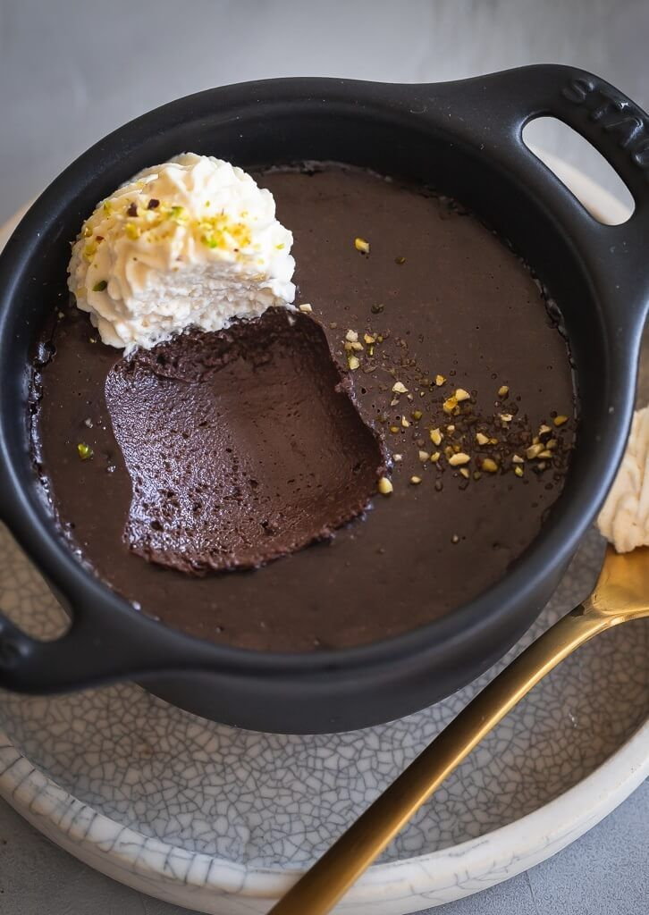 Mexican Chocolate Pots De Creme Healthy Chocolate Desserts Authentic Mexican Desserts Food