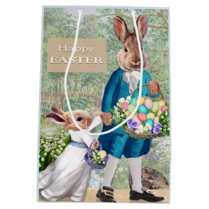 Easter bunny dad gift bag baby gifts child new born gift idea easter bunny dad gift bag baby gifts child new born gift idea diy cyo special negle Image collections