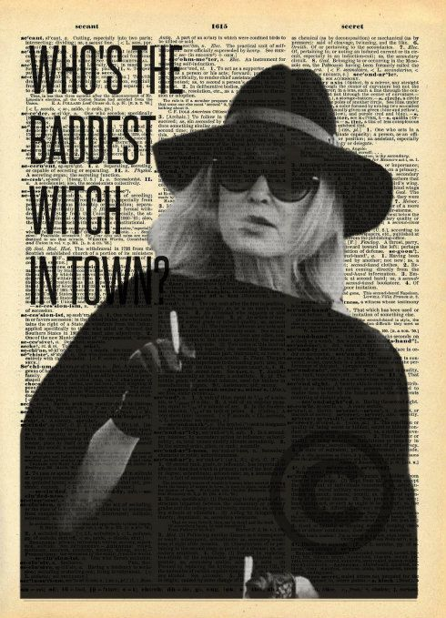 Fiona Goode - American Horror Story: Coven by vintagemystic on Etsy