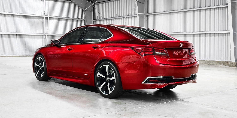2015 Acura TLX Prototype Acura cars, Acura