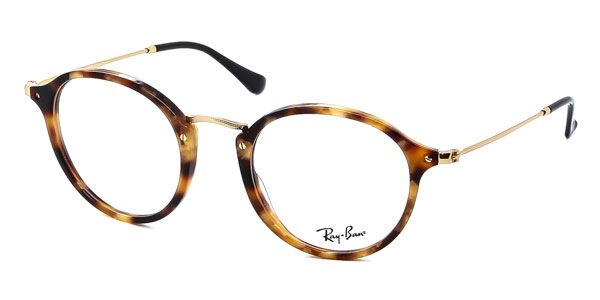 Ray-Ban RX2447V Round Fleck 5494 Eyeglasses - Sale! Up to 75% OFF! Shop at  Stylizio for women s and men s designer handbags, luxury sunglasses,  watches, ... 5ad9f494ad33