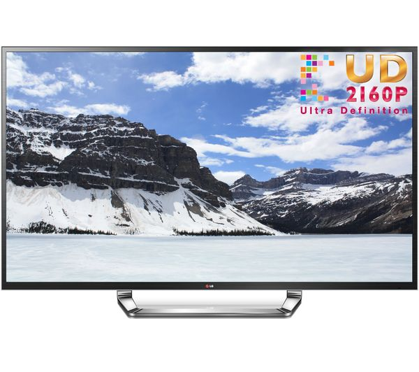 """Buy LG 84LM960V Ultra HD 84"""" LED 3D TV 