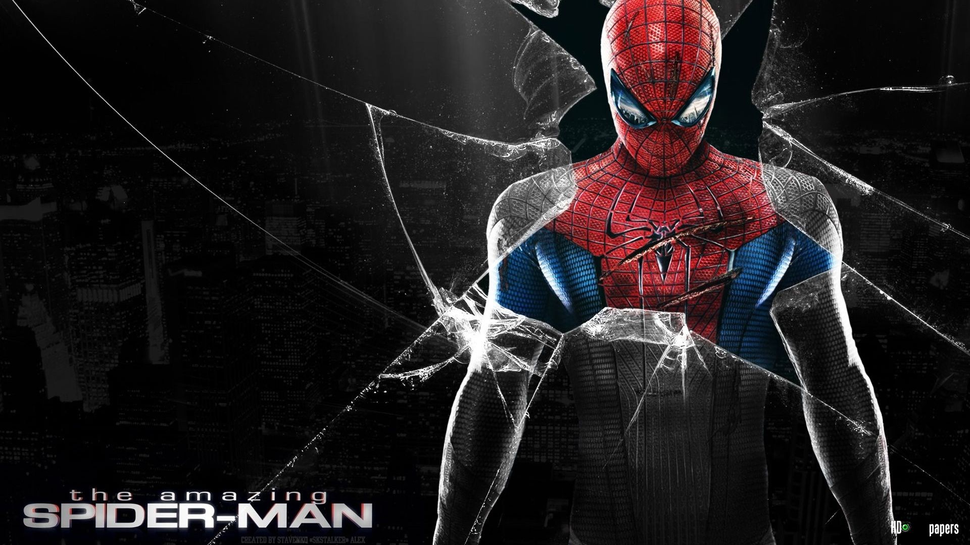 Spiderman Logo Wallpaper Hd 1080p 13 1920x1080