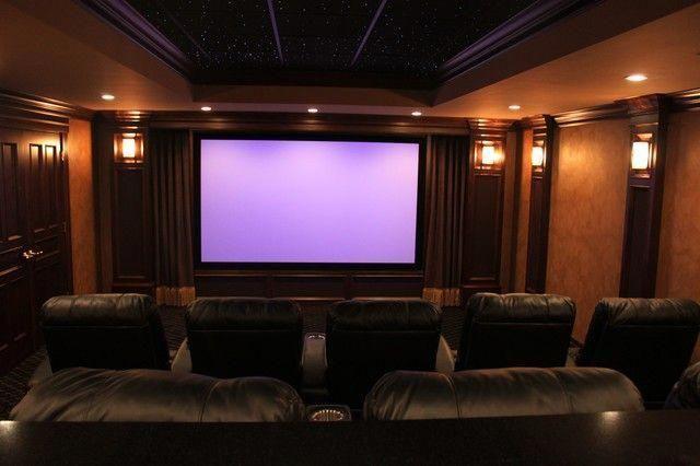 Basement home theater Tags basement home theater ideas, basement