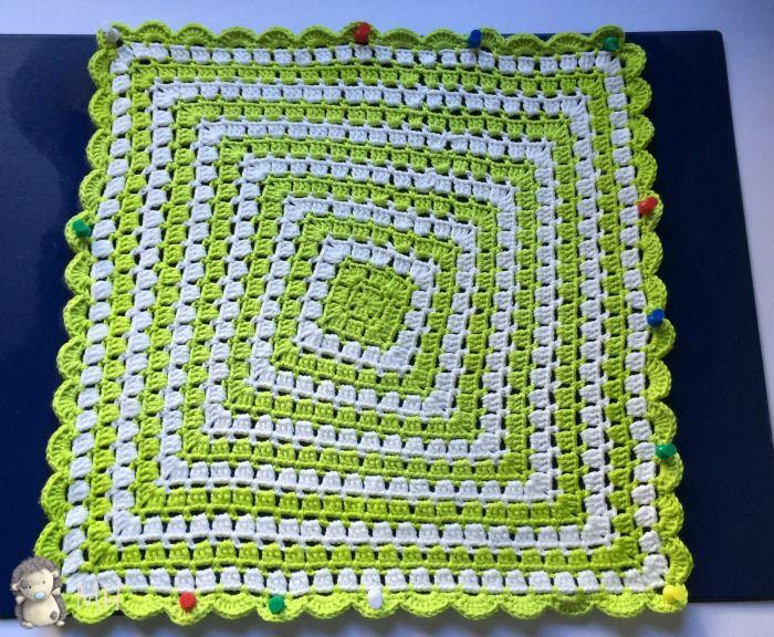 Manta de apego a crochet | Grany Crochet | Pinterest | Manta ...