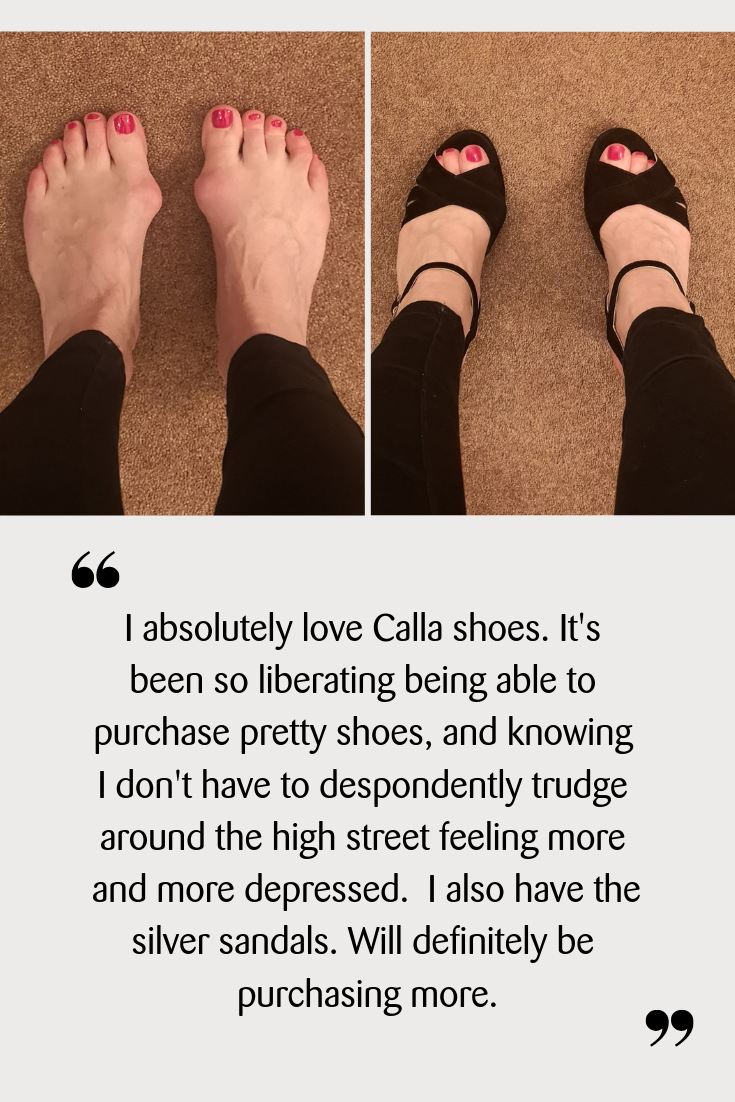Reviews   Calla Shoes   Wide feet shoes