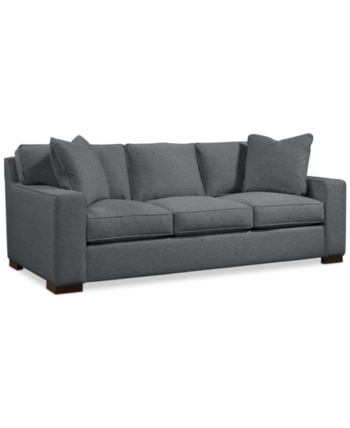 Bangor 89 Fabric Sofa Custom Colors