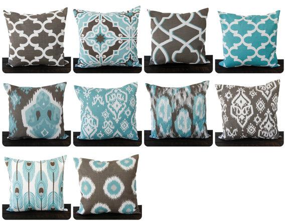 """Pillow cover, 22""""x22"""" Throw Pillow, Toss Pillow, Cushion"""