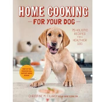 Home cooking for your dog book raw food diet meals and food home cooking for your dog book forumfinder Gallery