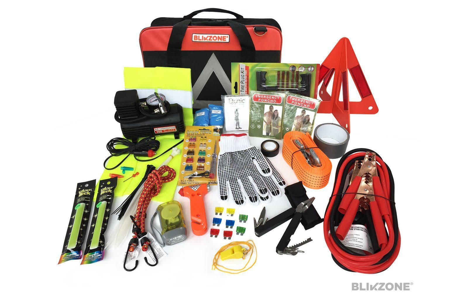 Roadshow's Roadside Emergency Kit Sweeps Enter to win* an