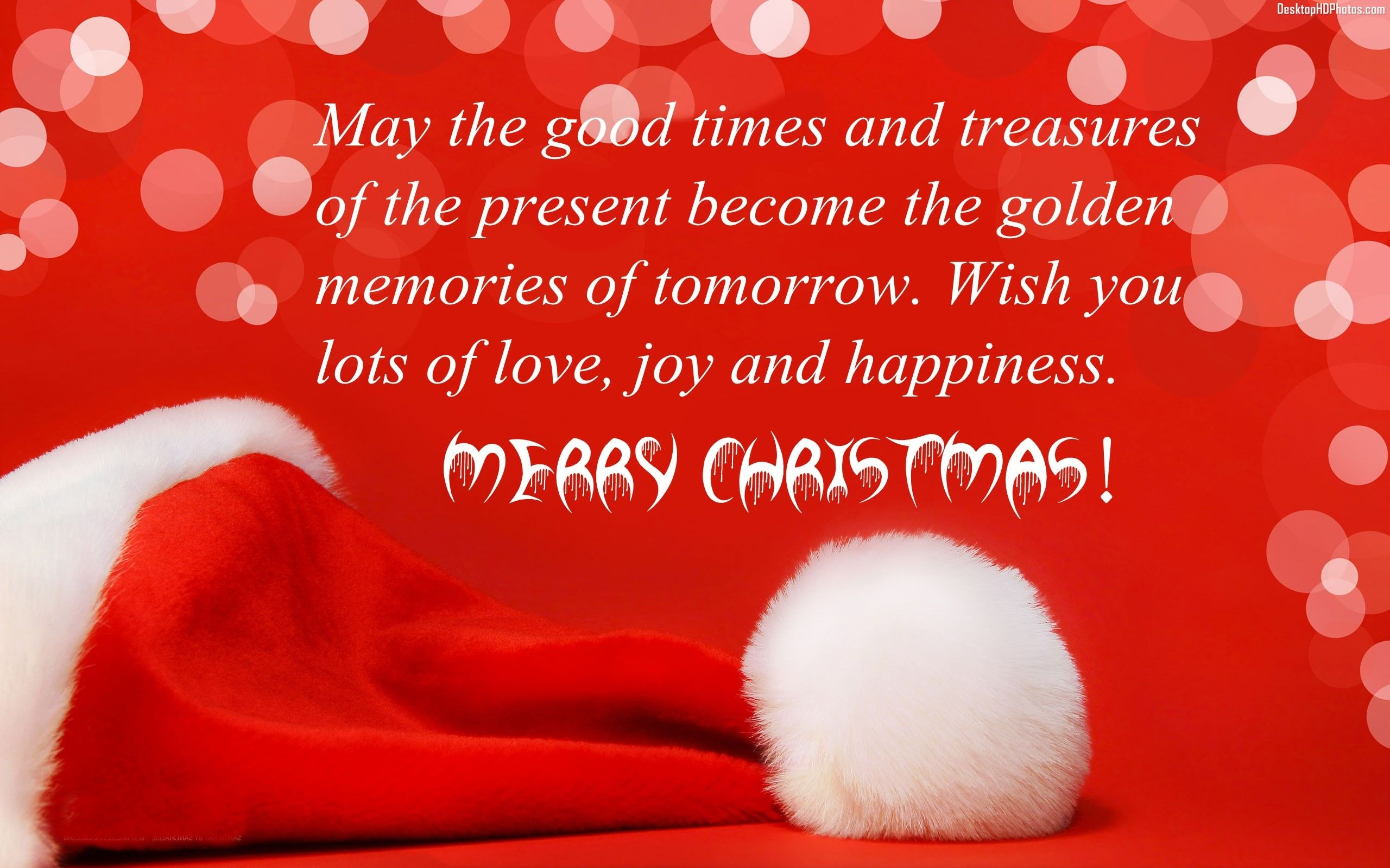 Merry Christmas Images With Wishes