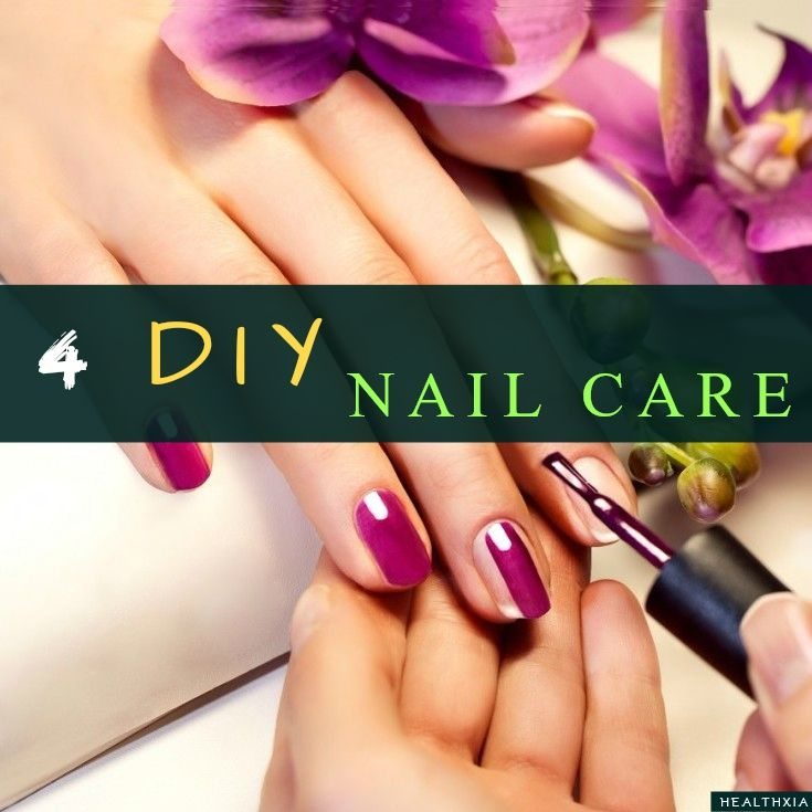 Strong nails come from a healthy diet. Be certain you are getting ...