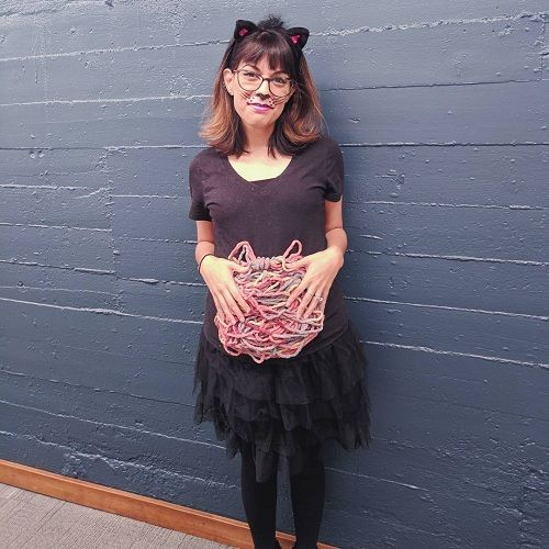 70 Creative Halloween Pregnancy Costume Ideas To Make The Baby Bump