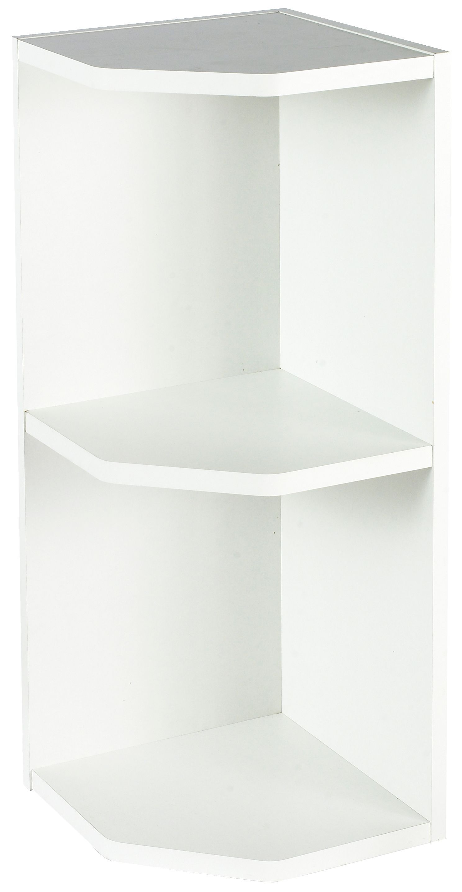 IT Kitchens White Open Wall Cabinet (W)300mm   Departments   DIY at ...