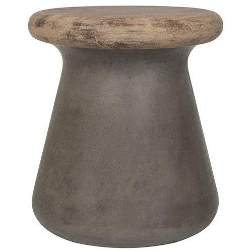 Found it at AllModern - Delwood End Table
