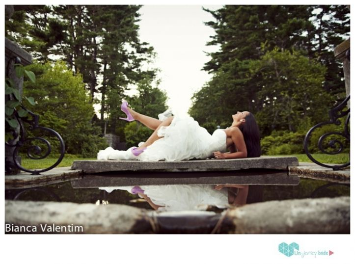 LOVE THIS PHOTO. Have to do this at the reflection pond at Crossed Keys!