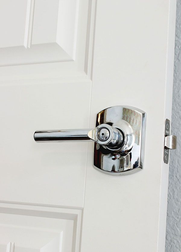 Changing Door Hardware An Easy Upgrade Door Hardware Hardware