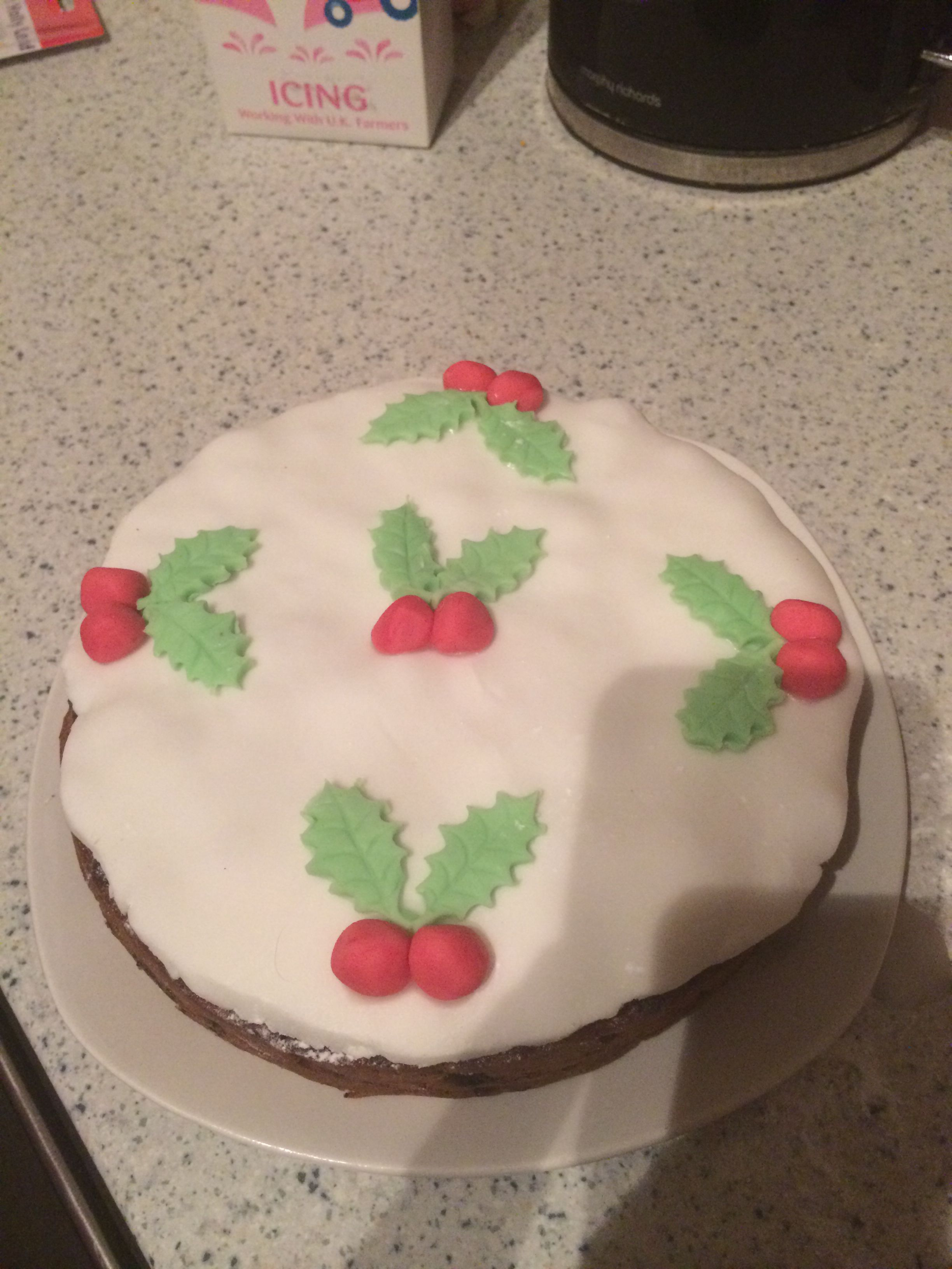 Christmas Cake * Recipe * Kirstie Allsopp's Craft