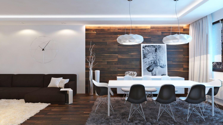 6x inspiratie voor wanden in de woonkamer en keuken