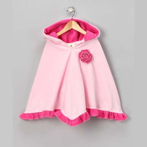 Princess pink Poncho | little girl Poncho | hooded Poncho | kids Poncho | child's poncho | Baby Poncho | little girl Poncho | children Ponch...