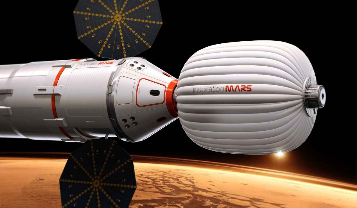 Congress Wants NASA To Create A Deep Space Habitat By 2018 | Popular Science