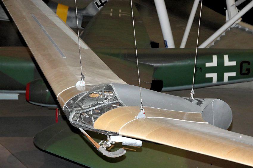 Horten Ho Iii Segelflugzeug Als Nurflügler Von 1938 Luft 46