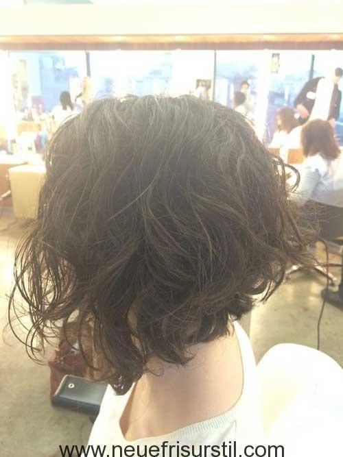 Kurze Dicke Lockige Haar Haarschnitt Bob Haarschnitt Fur Lockige Haare Frisuren Fur Lockiges Haar