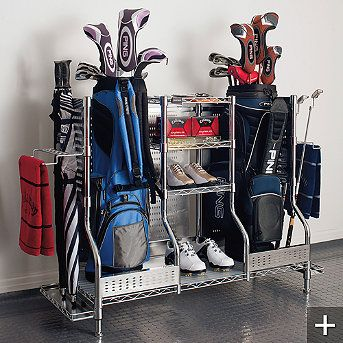 Front Gate Double Golf Bag Organizer 349 00 Christopher When I Decide He Deserves Something Like This