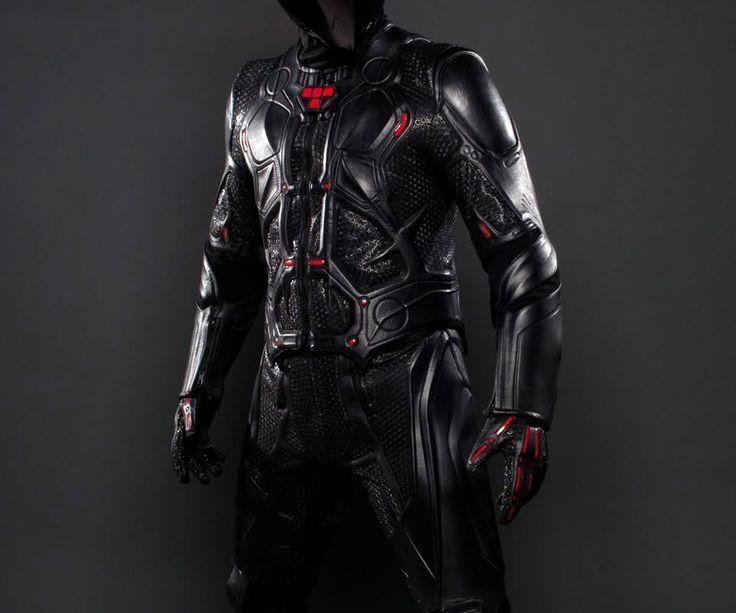 Hell Hound Neoprene Face Mask /& Extender For Large XL Head  ATV Biker Costume