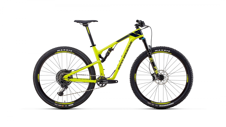 2018 Rocky Mountain Pipeline Carbon 50 Mongoose Mountain Bike