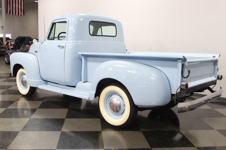 1952 Chevrolet 3100 12 Ton For Sale Allcollectorcars Com Chevrolet 3100 Classic Chevy Trucks Chevrolet