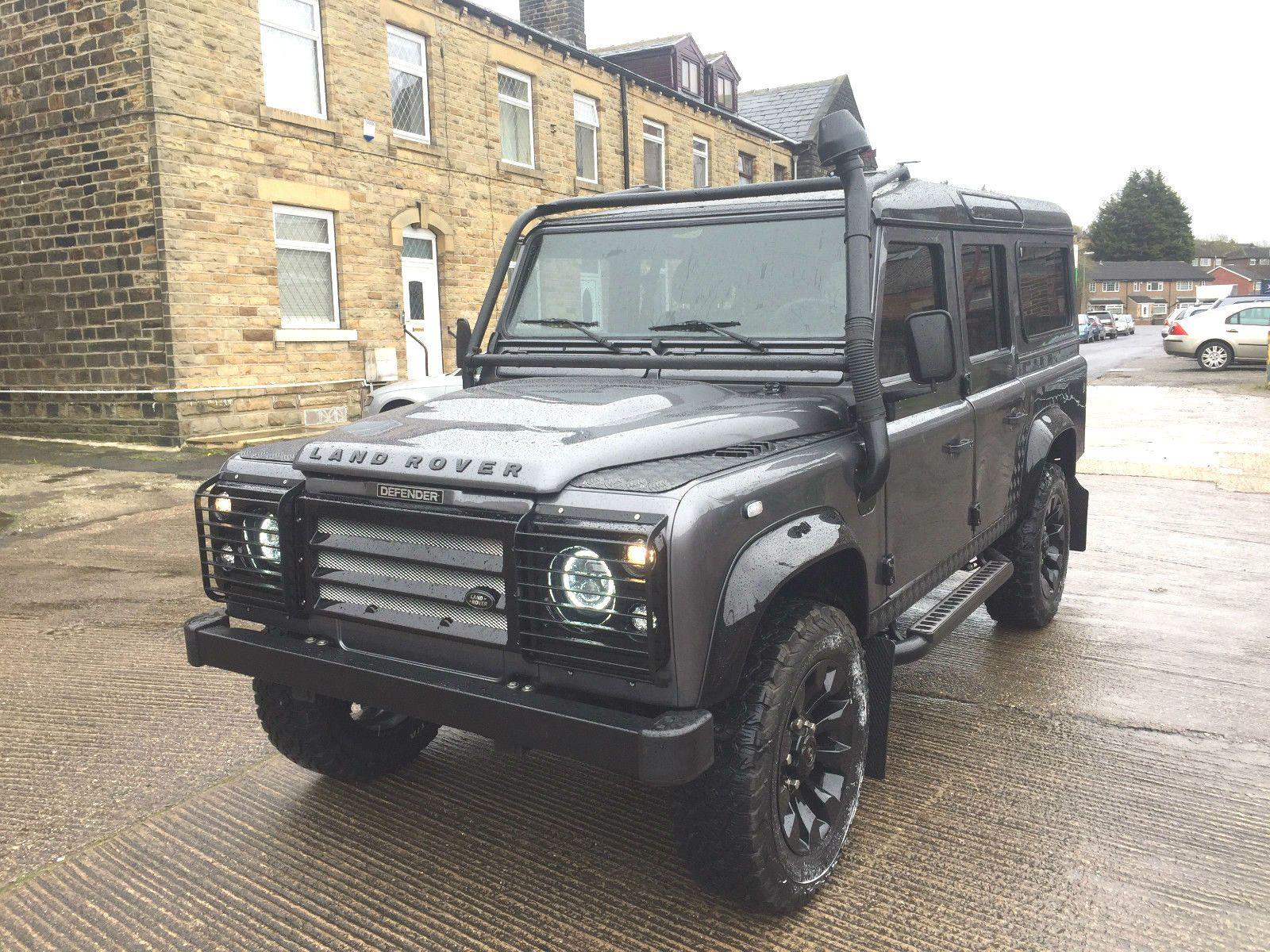Land Rover Defender Автомобили, Транспортное средство