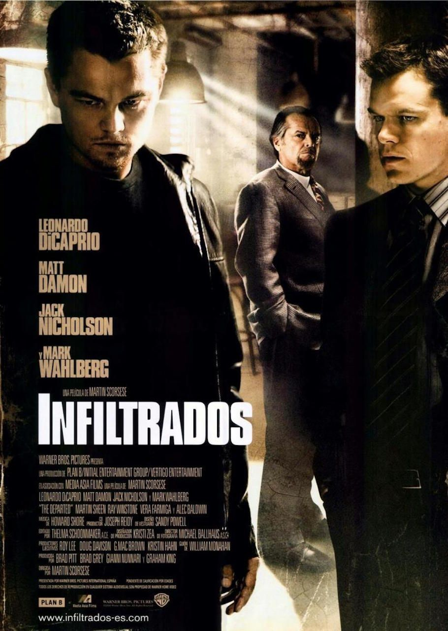 Filmaffinity The Departed 2006 Filmaffinity In 2020