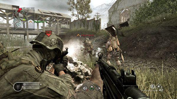 Call Of Duty 4 Modern Warfare On Steam Modern Warfare Call Of Duty Call Of Duty Gameplay