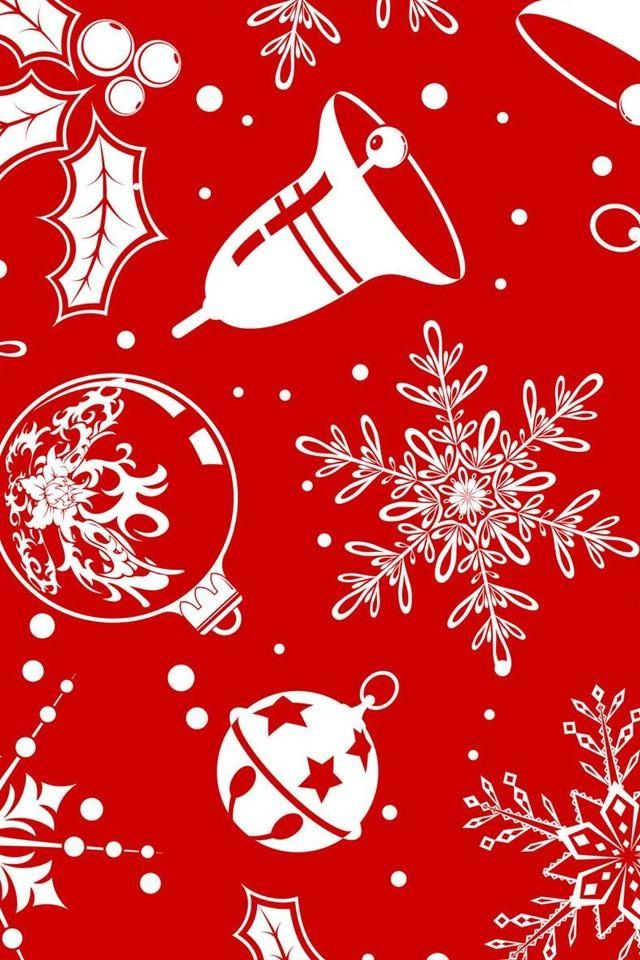 best ideas about Christmas Phone Wallpaper on Pinterest 640×960 ...