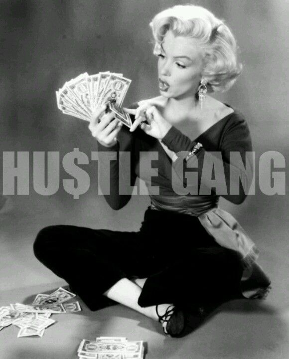 2pac Quotes About Hustle: - MM --> Marilyn Monroe, & Money ! Thats Wassup C