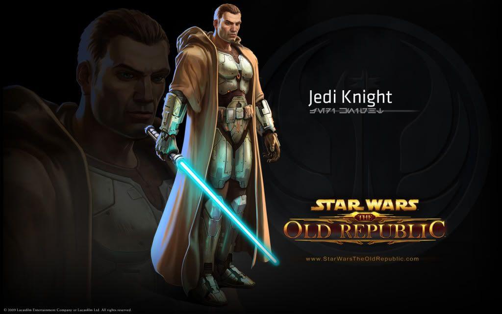 Jedi Knight. SWTOR