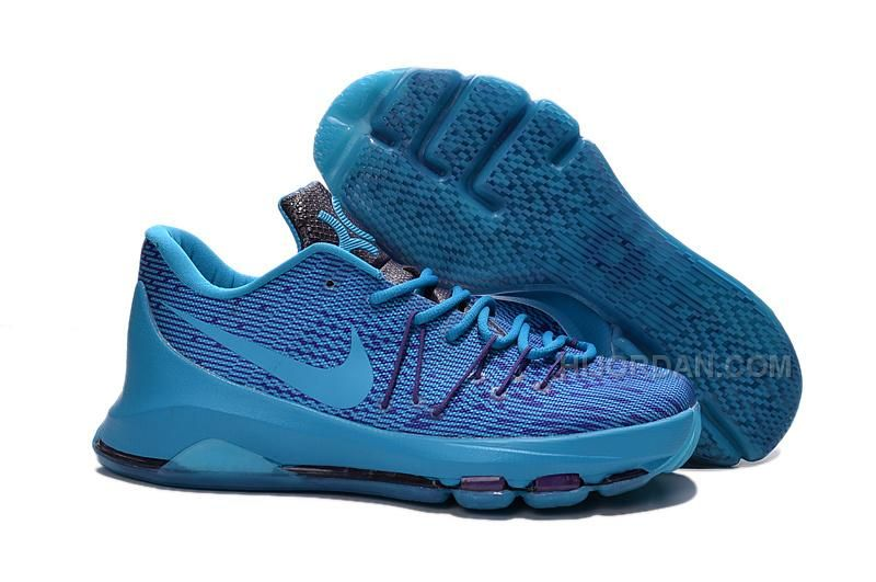 the latest 72f79 ebdac Buy For Sale Nike KD 8 Mens Kevin Durant Blue Lagoon Purple Basketball Shoes  from Reliable For Sale Nike KD 8 Mens Kevin Durant Blue Lagoon Purple ...