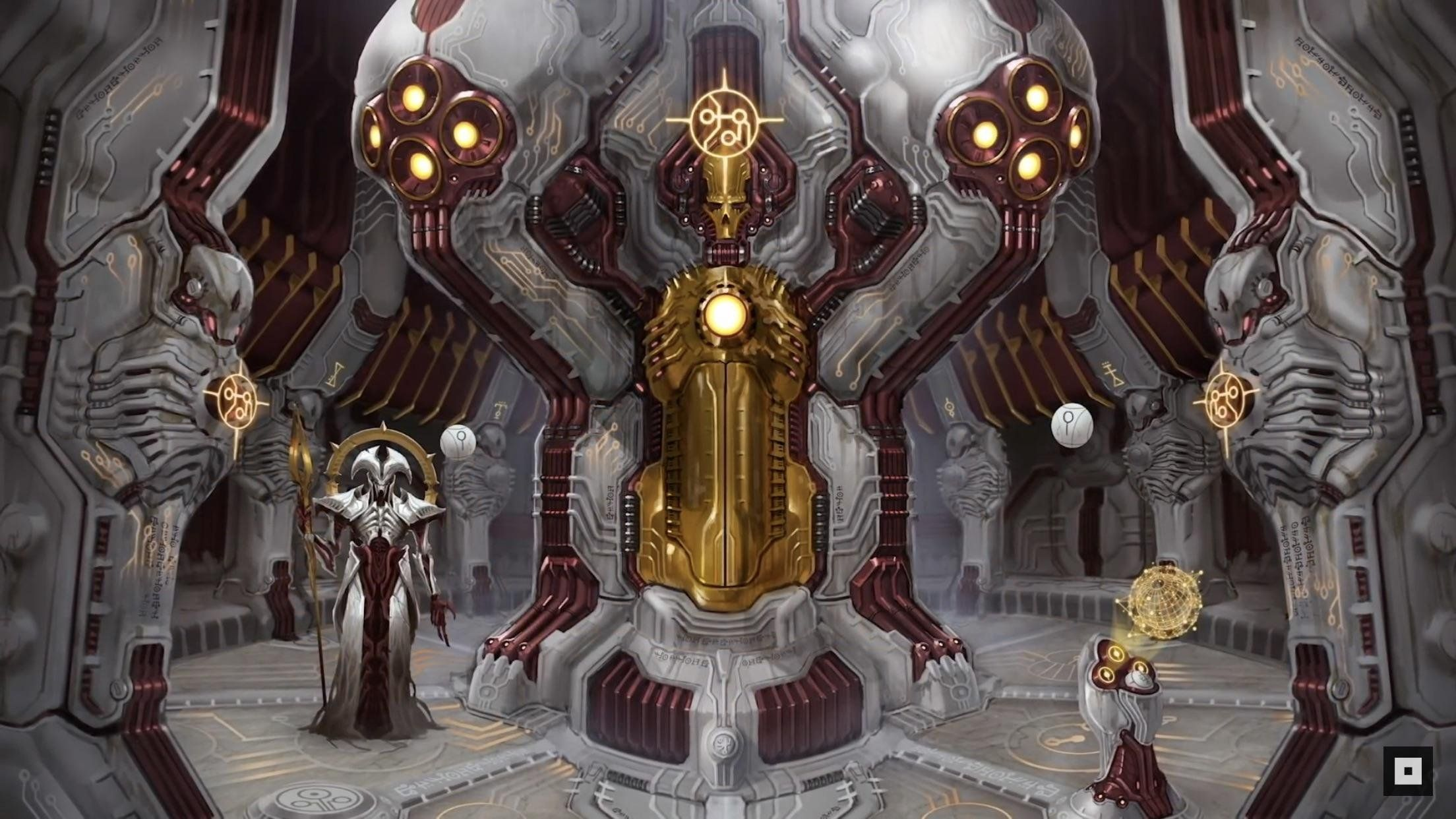 Possibly The Coolest Concept Art For Doom Eternal I Ve Ever Seen