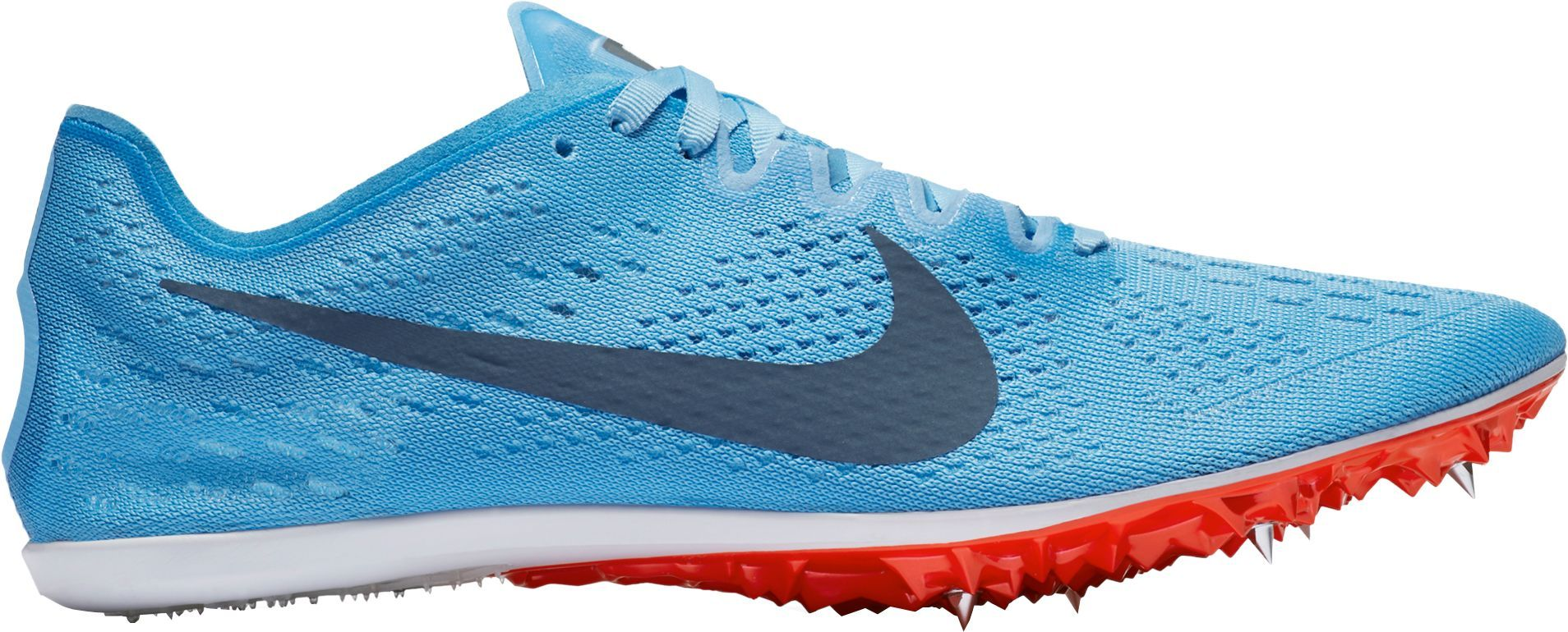 best service a4f53 18bf1 Nike Men s Zoom Victory Elite 2 Track and Field Shoes, Size  11.0, Blue