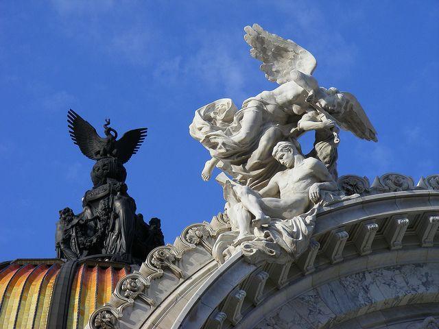 Palacio de Bellas Artes by lsjcp, via Flickr