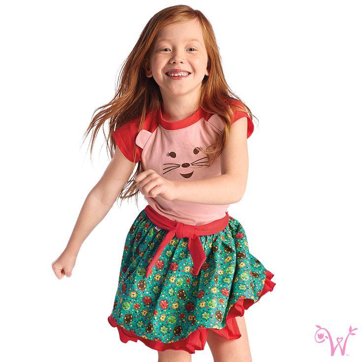 American Girl Wellie Wisher Willa Hedgehog GIRLS SIZE 4