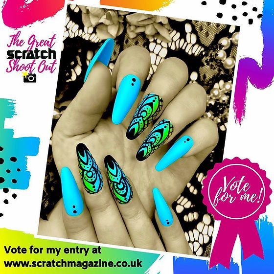 I've entered The Great Scratch Shoot – and need your help to win the Voter's Choice award! It's easy - visit www.scratchmagazine.co.uk/competitions to cast your vote now